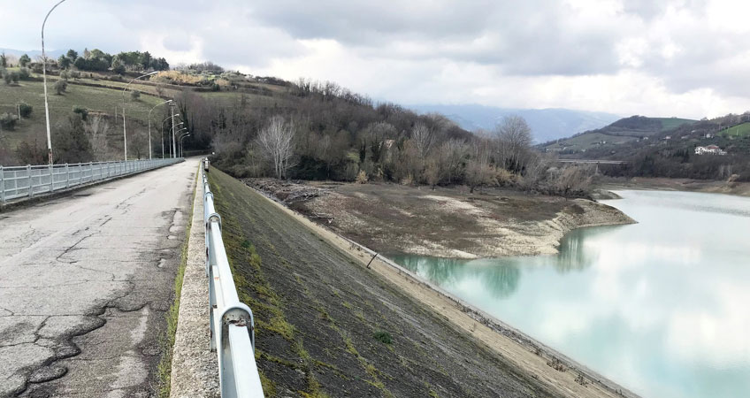 Job assignment for the vulnerability verification of Penne Dam