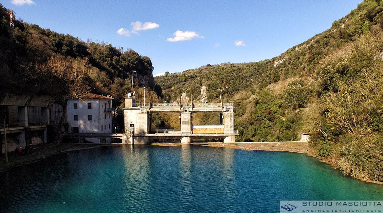 La Morica Dam