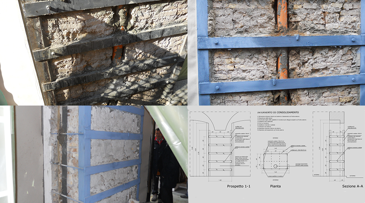 Seismic rehabilitation of buildings