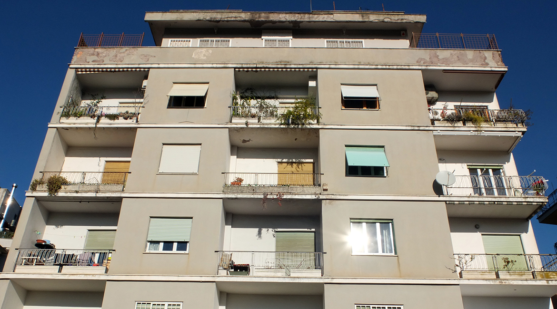 Condominio Zaniberti - Roma